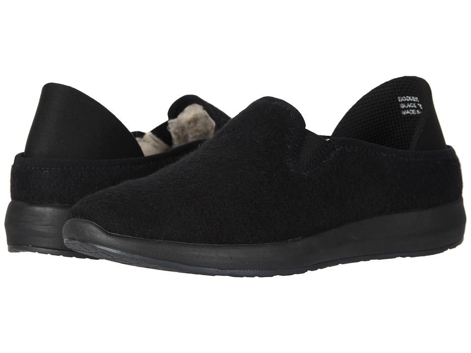 Earth Guru (Black Wool) Women's Shoes