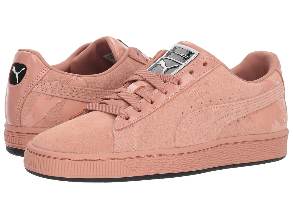 PUMA Suede Classic X Mac One (Muted Clay/Muted Clay) Women's Shoes