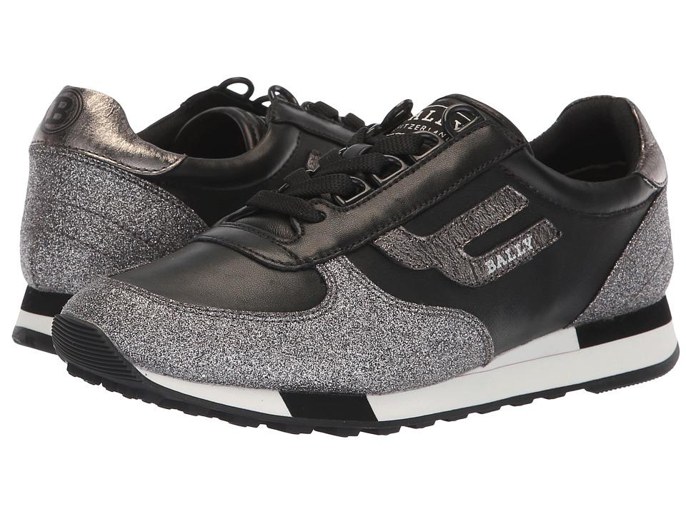 Bally Gavina Sneaker (Deep Grey) Women's Shoes
