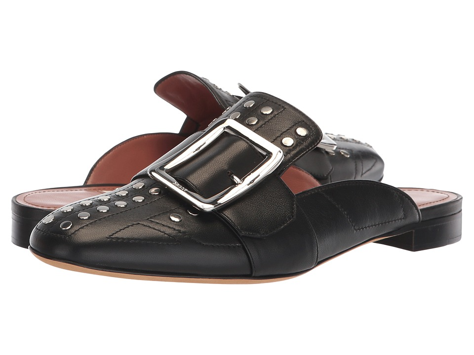 Bally Janesse Flat (Black) Flats