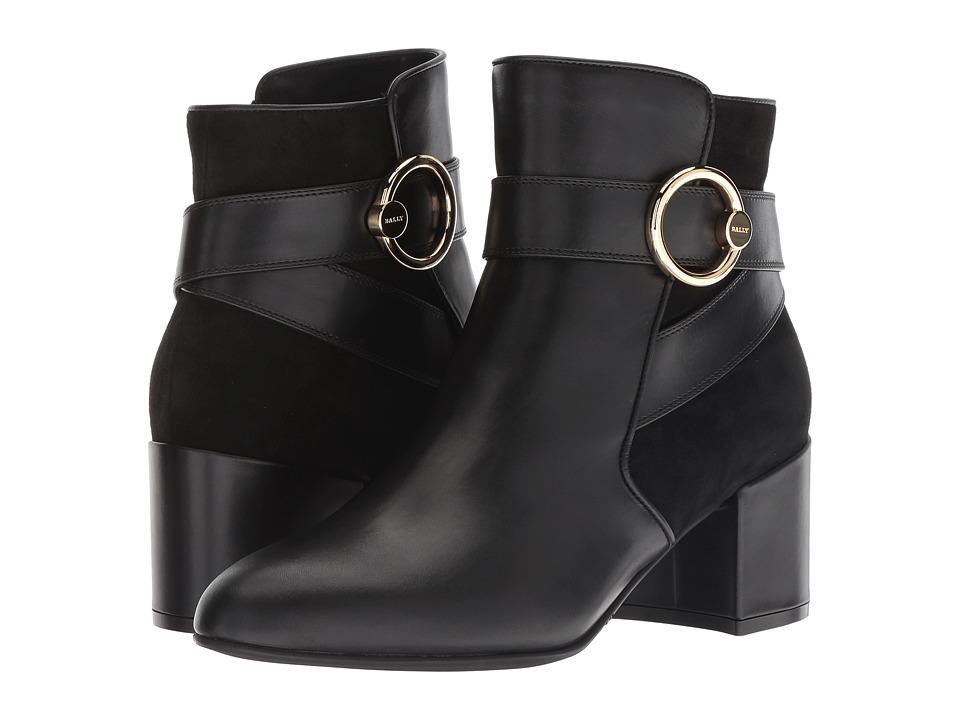 Bally Izma Boot (Black)