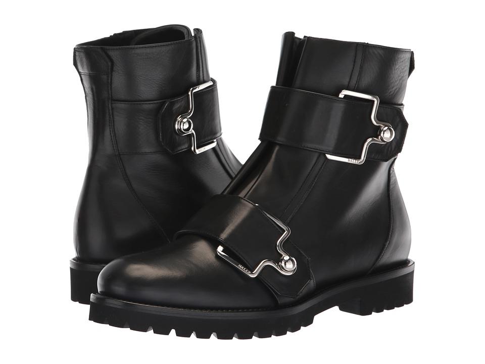 Bally Gabiria Boot (Black)