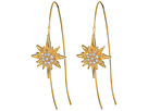Vince Camuto Wire Star Earrings