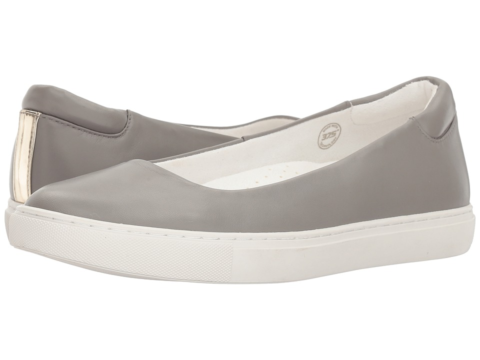 Kenneth Cole New York Kassie (Light Grey Leather) Women's Shoes