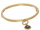 Vince Camuto Vince Camuto Hinged Bracelet with Hummingbird Charm