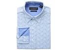 Nick Graham Paisley Print Knit Shirt