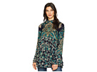 Free People Free People Lady Luck Printed Tunic