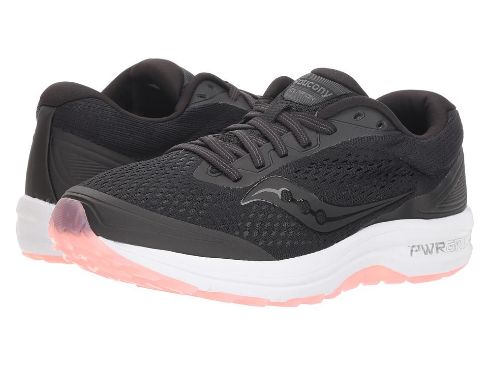 Saucony Clarion (Black) Women's Shoes