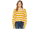 Free People Free People Just My Stripe Pullover