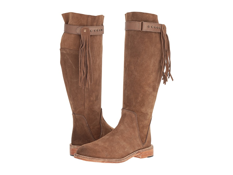 Free People Sayre Mid Boot (Taupe) Women's Pull-on Boots