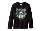 Kenzo Kids Kenzo Kids Tiger T-Shirt (Toddler/Little Kids)