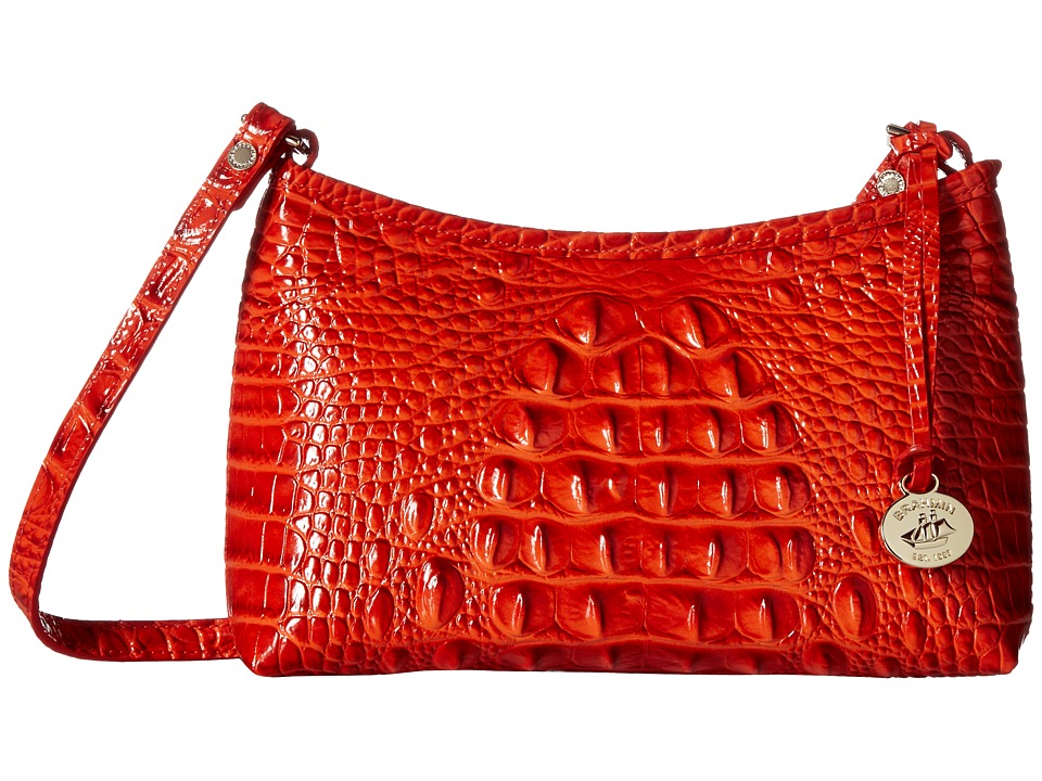 Brahmin - Anytime Mini (Amaryllis) Shoulder Handbags