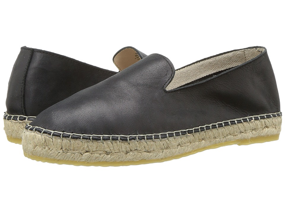 Free People Laurel Canyon Espadrille (Black) Women's Shoes