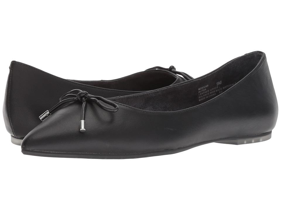 Me Too Alisia (Black Kid Nappa) Women's Shoes