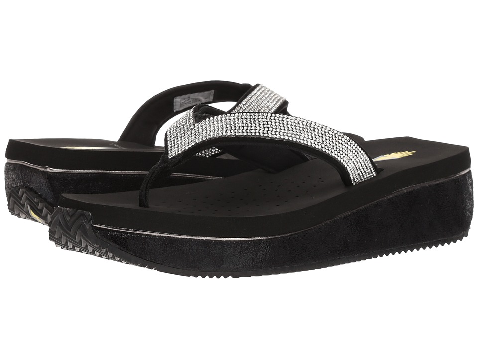VOLATILE - Zarina (Black) Womens Sandals
