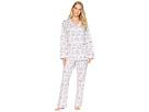 BedHead BedHead Pink Teacup Long Sleeve Long Pajama Set
