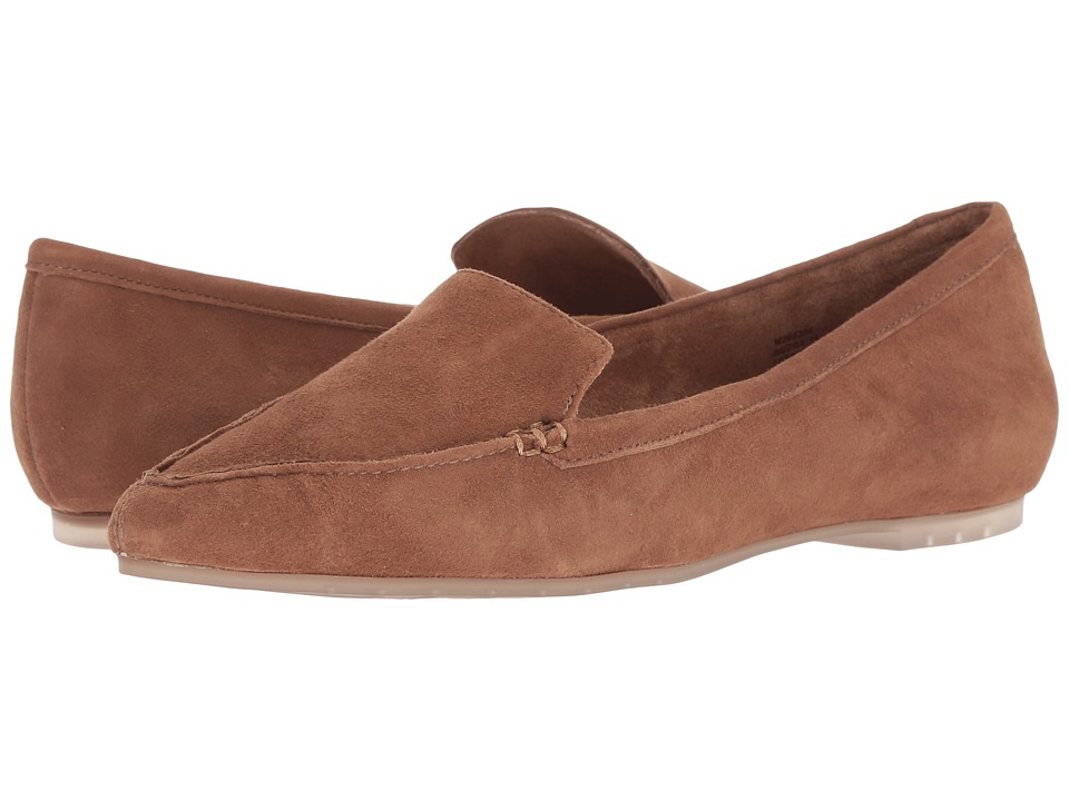 Me Too Audra (Chestnut Kid Suede) Women's Shoes