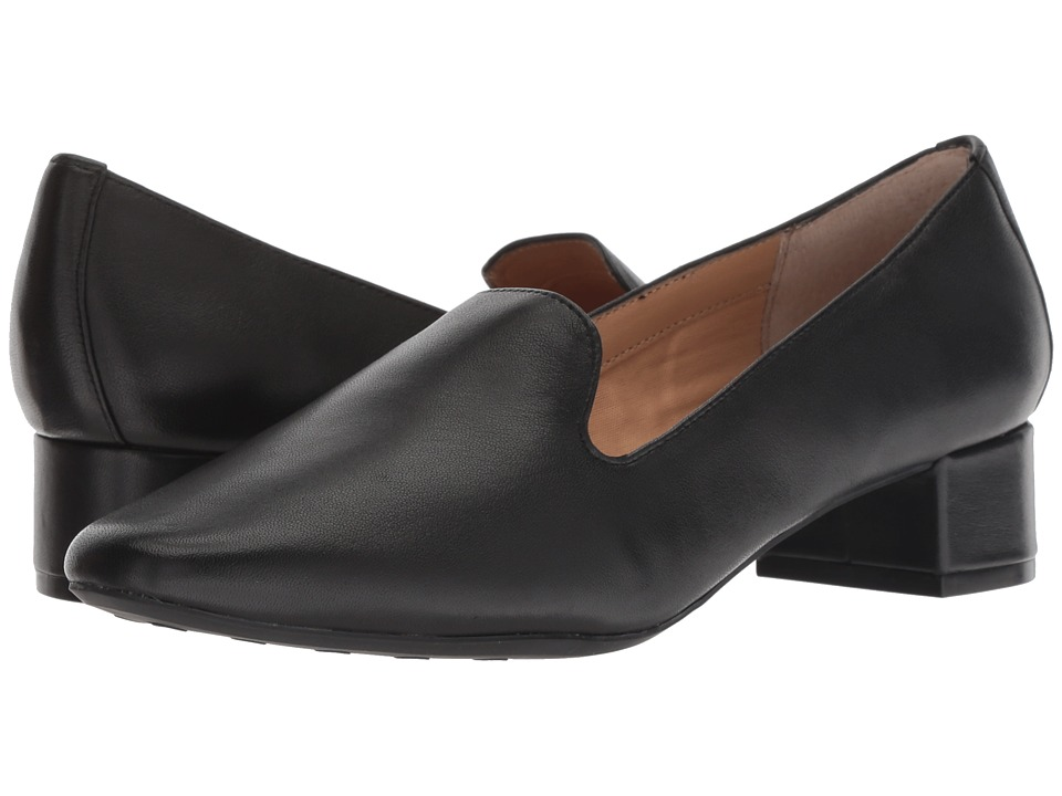 Me Too Gwen (Black Gioia) 1-2 inch heel Shoes