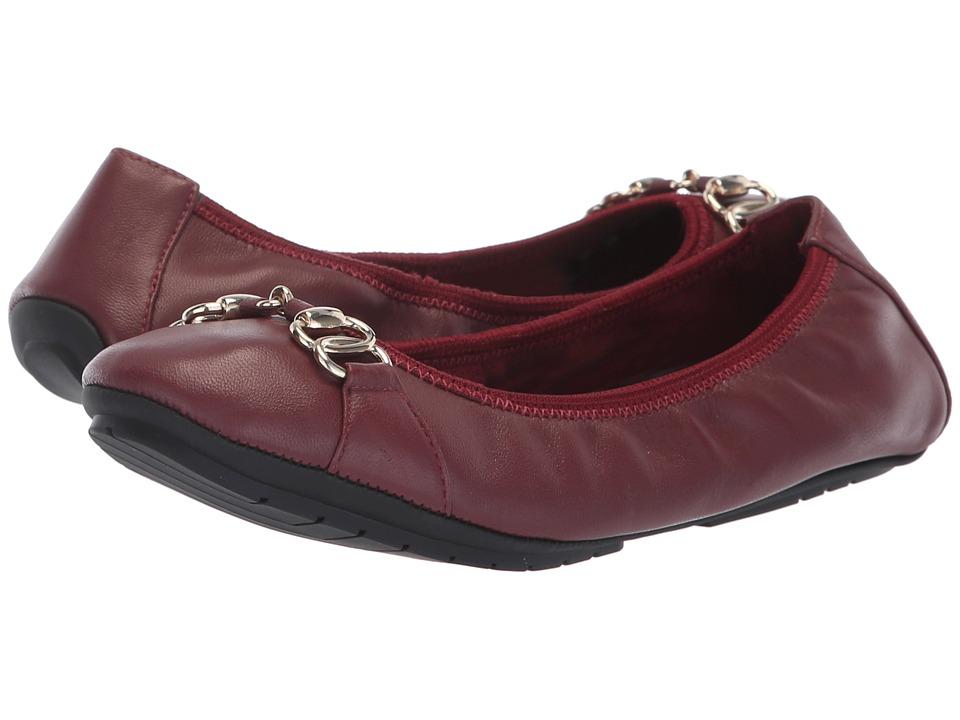 Me Too Olympia (Deep Wine Kid Nappa) Women's Shoes
