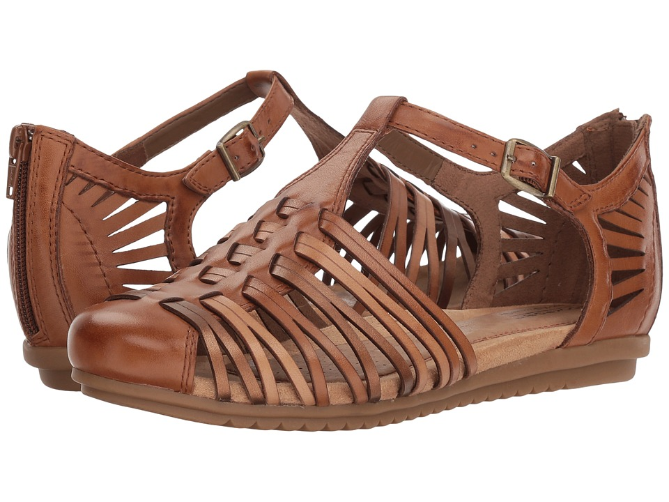Rockport Cobb Hill Collection Cobb Hill Inglewood Hurache (Tan Multi) Women's Shoes