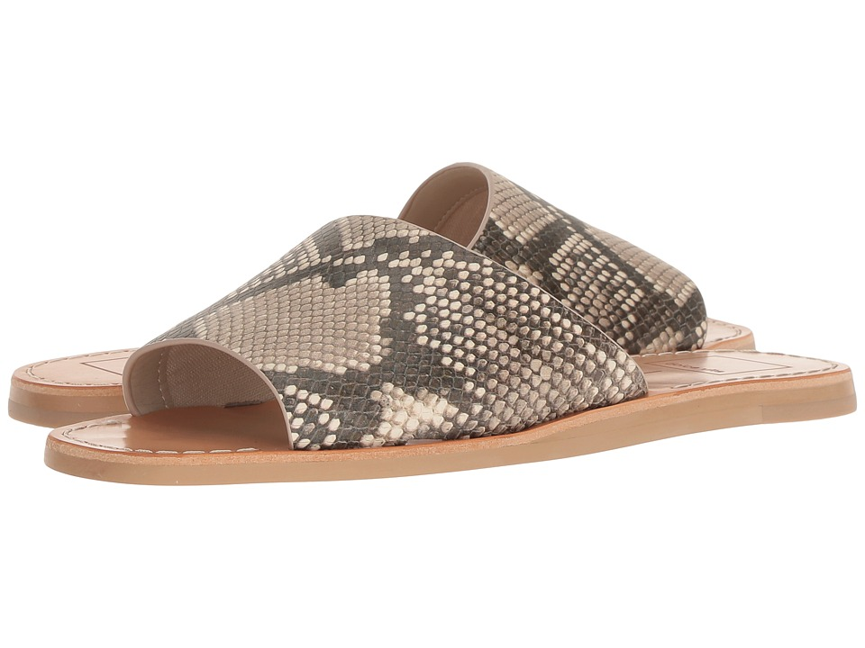 Dolce Vita Cato (Snake Print Embossed Leather) Women's Shoes
