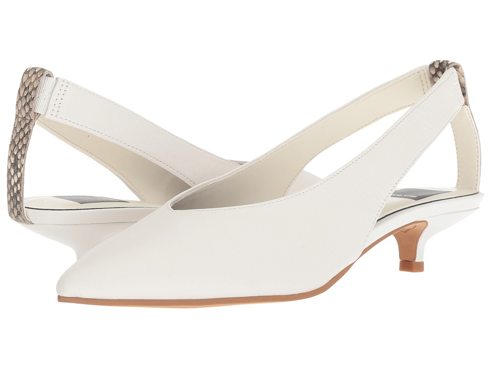 Dolce Vita Orly (Off-White Leather) Women's Shoes