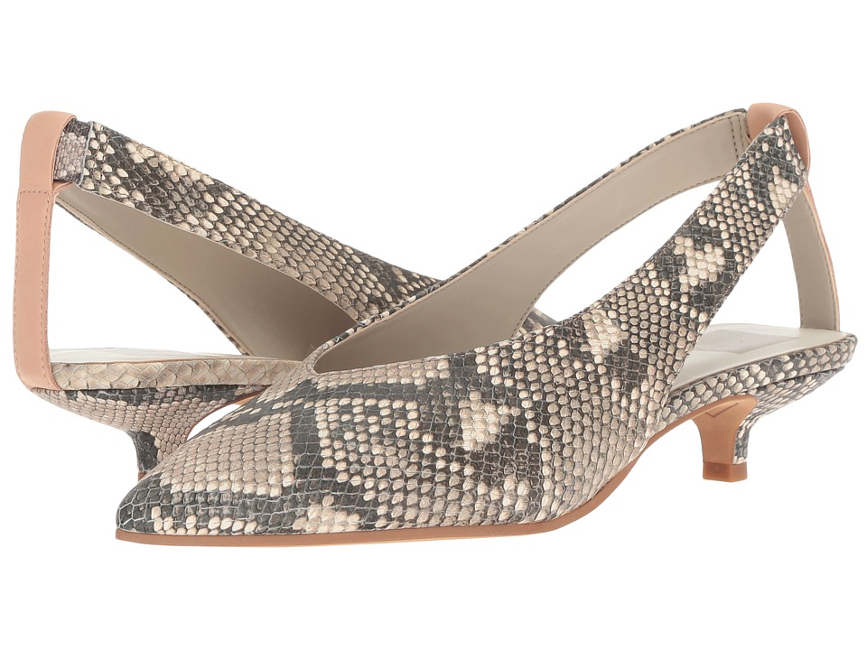 Dolce Vita Orly (Snake Print Embossed Leather) Women's Shoes