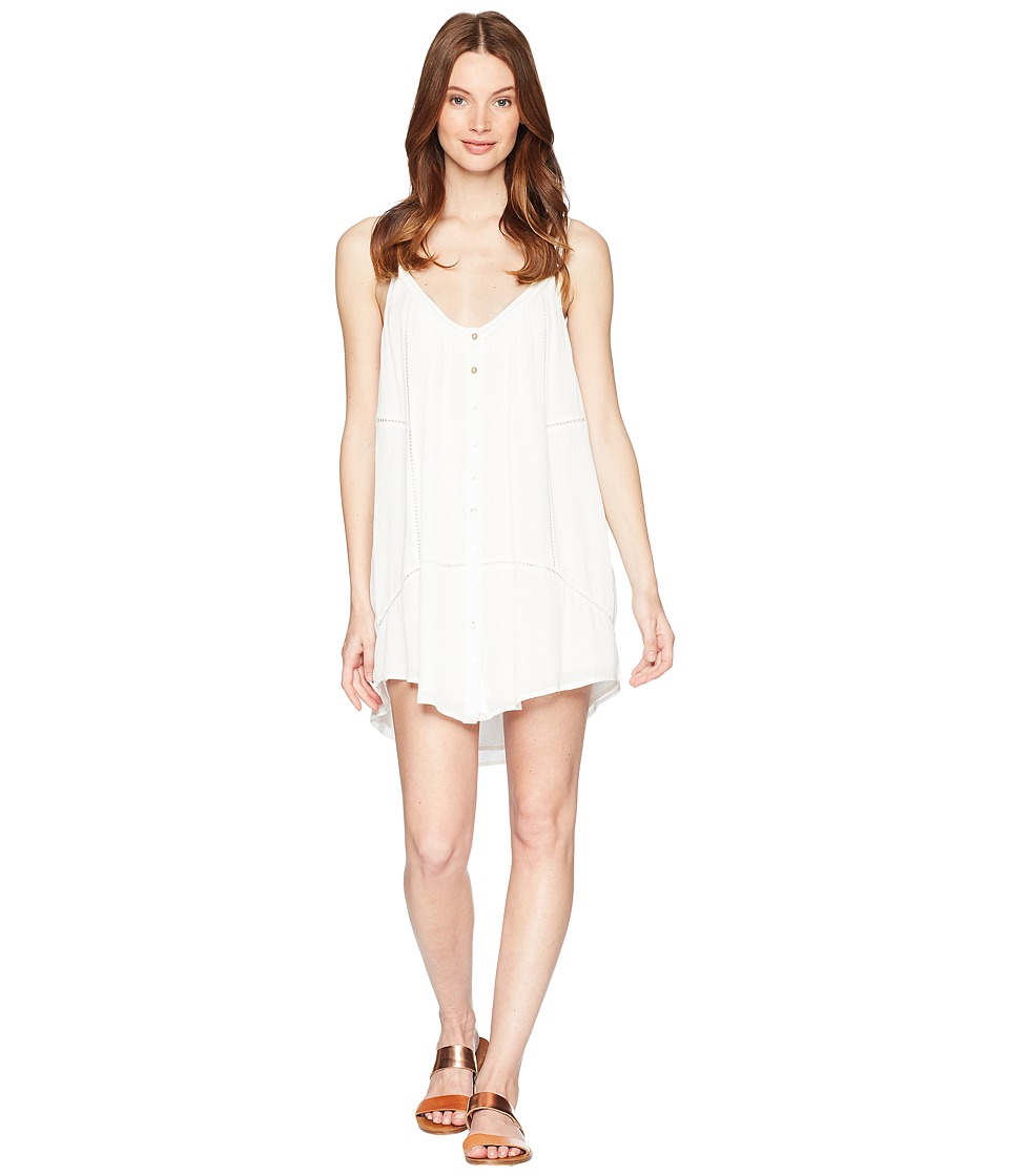 Amuse Society - Beach Affair Dress (Casa Blanca) Womens Dress