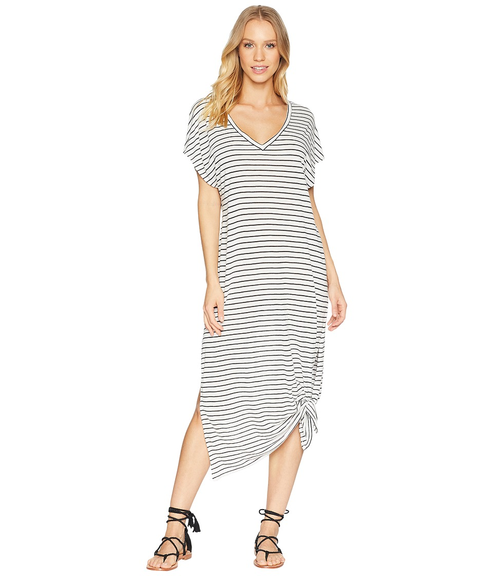 Amuse Society - Basic Beach Dress (Casa Blanca) Womens Dress