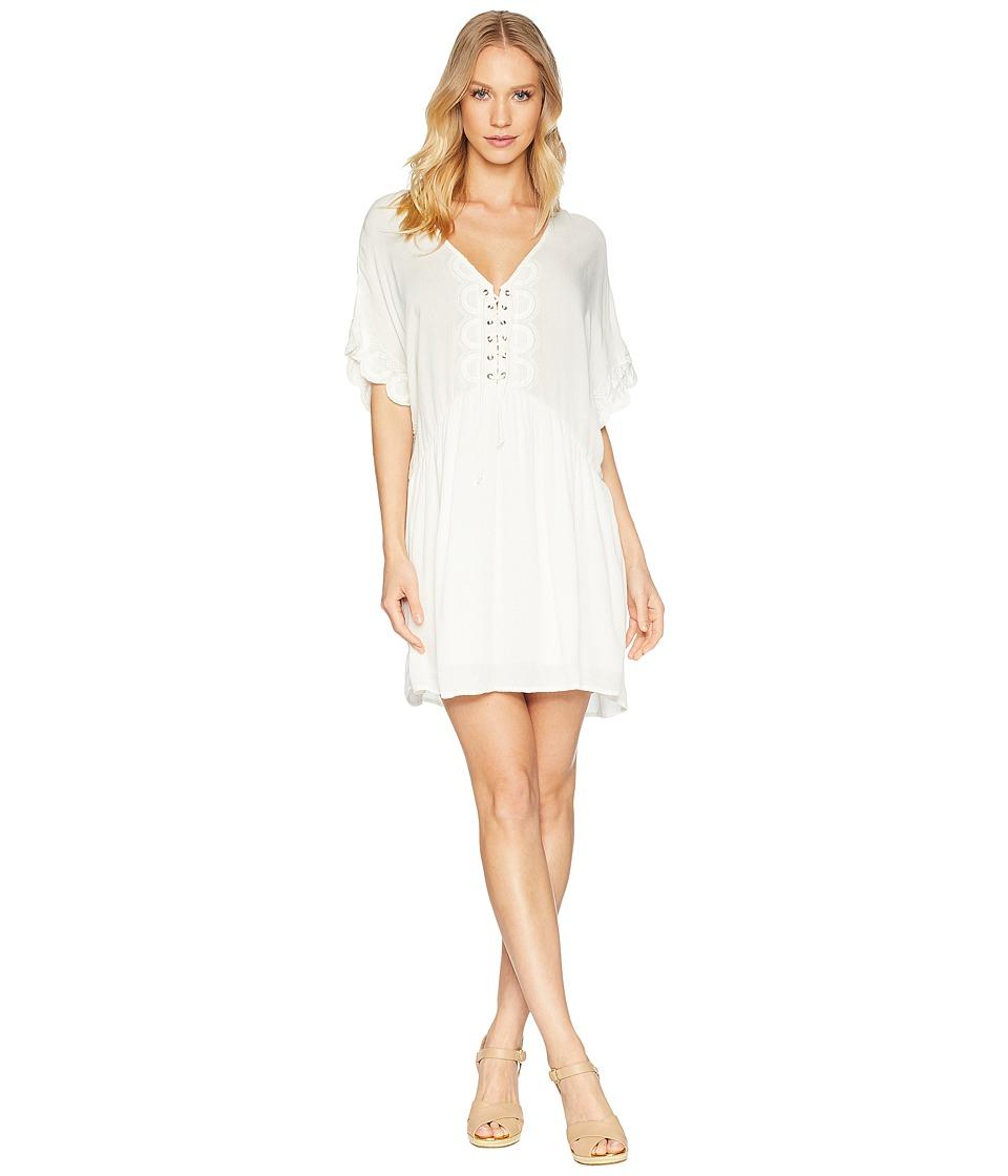 Amuse Society - Main Stage Dress (Casa Blanca) Women's Dress