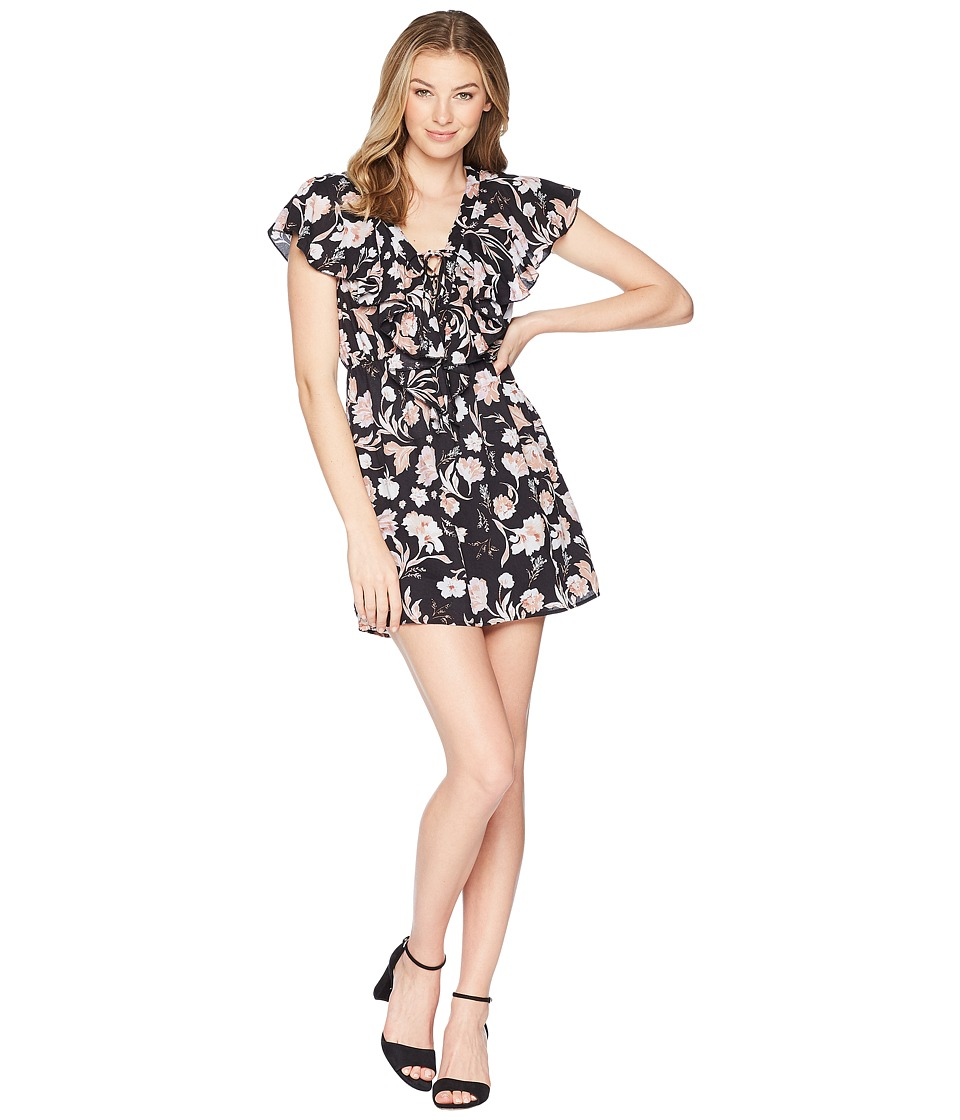 Amuse Society - Play Nice Dress (Black) Womens Dress