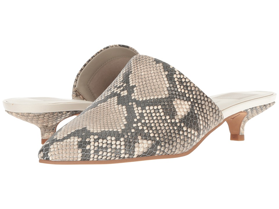 Dolce Vita Obie (Snake Print Embossed Leather) Women's Shoes