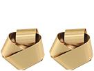 Alexis Bittar Folded Knot Post Earrings