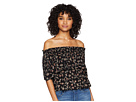 Amuse Society Amuse Society In Your Dreams Woven Top