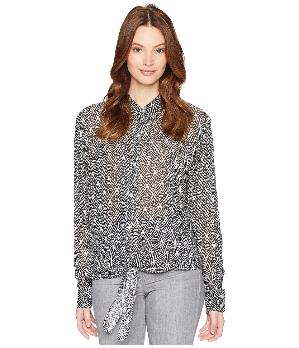 Amuse Society - Under My Spell Woven Top (Sand) Women's C...