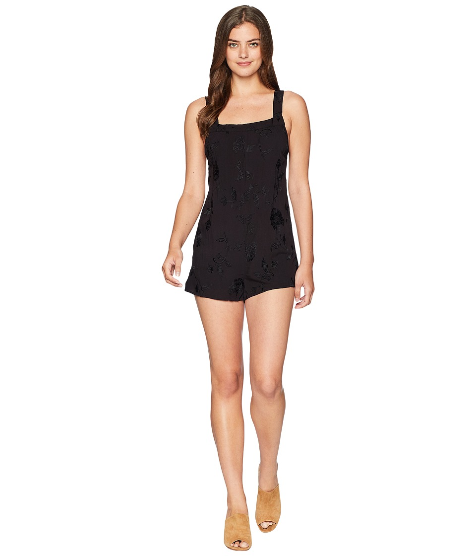 Amuse Society - Free Wild Jumper (Black) Womens Jumpsuit & Rompers One Piece