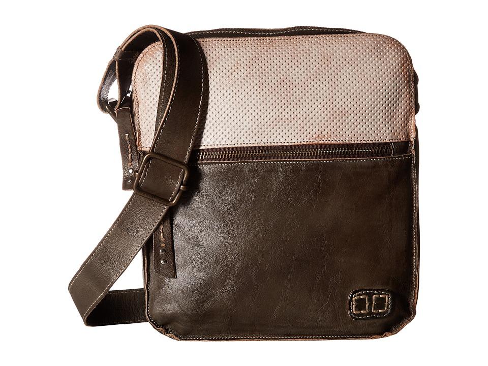 Bed Stu - Gordie (Taupe Rustic Nectar Lux) Handbags