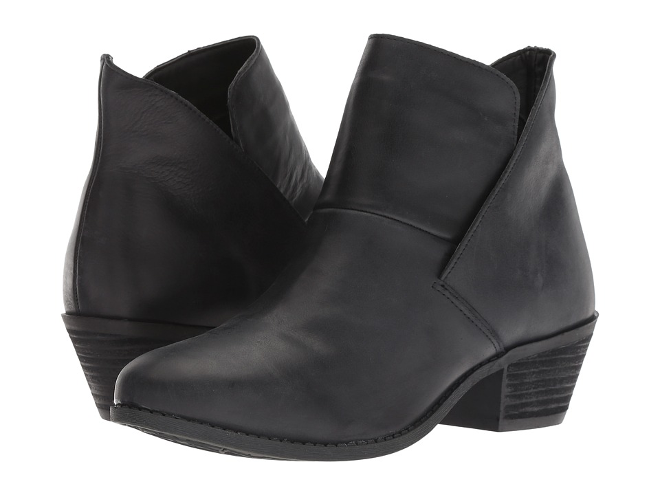 Me Too Zena (Black Cow Dandy Leather) Women's  Boots
