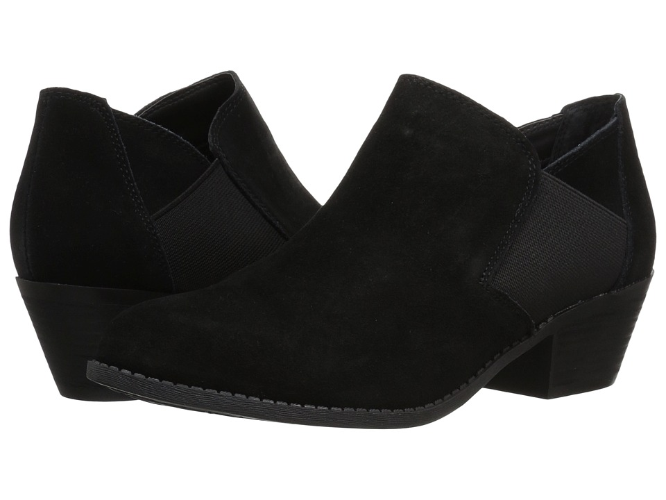 Me Too Zo (Black Suede) Women's Shoes