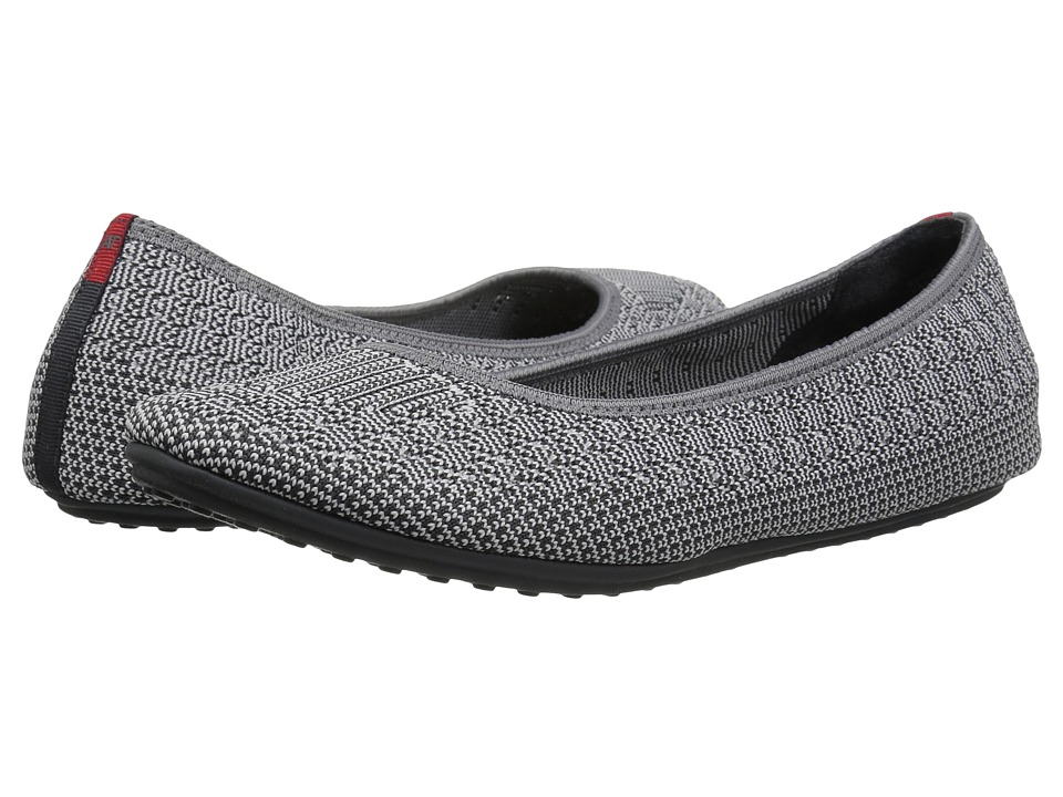 Me Too Kaila (Light Grey Knit) Women's Shoes