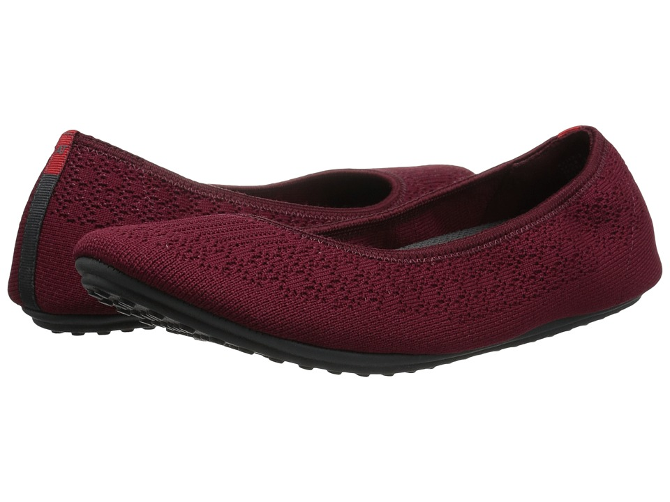Me Too Kaila (Rust Knit) Women's Shoes