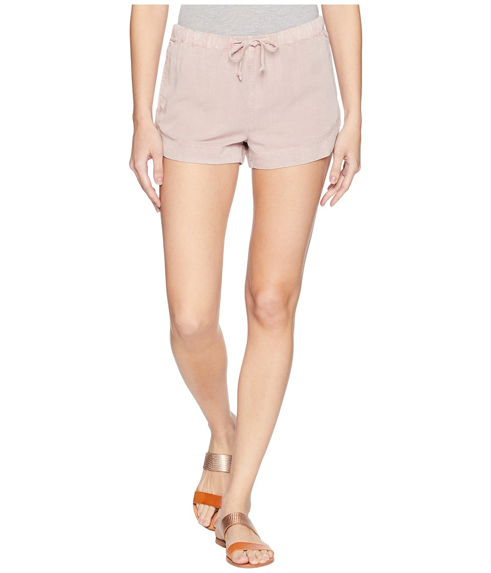 RVCA - New Yume Shorts (Gray Dawn) Womens Shorts