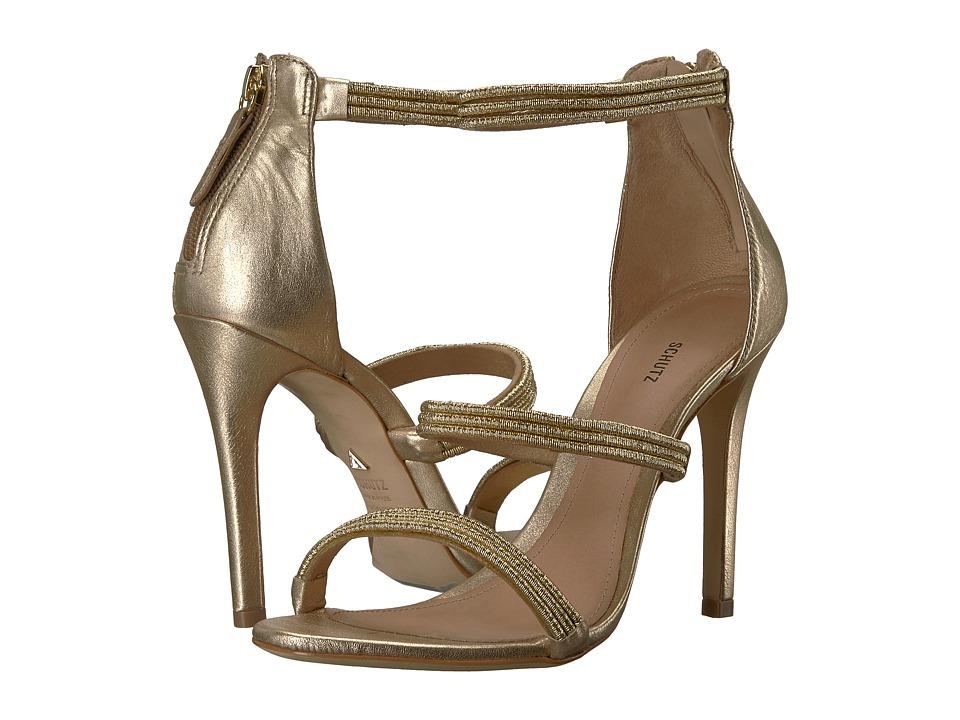 Schutz Florenza (Platina) High Heels