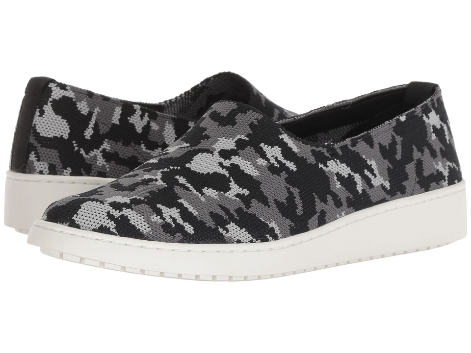 Me Too Reese (Black Camo Knit) Women's Shoes