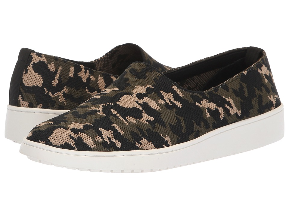 Me Too Reese (Green Camo Knit) Women's Shoes