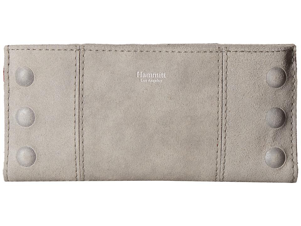 Hammitt - 110 North E (Mist Buffed/Brushed Silver) Handbags