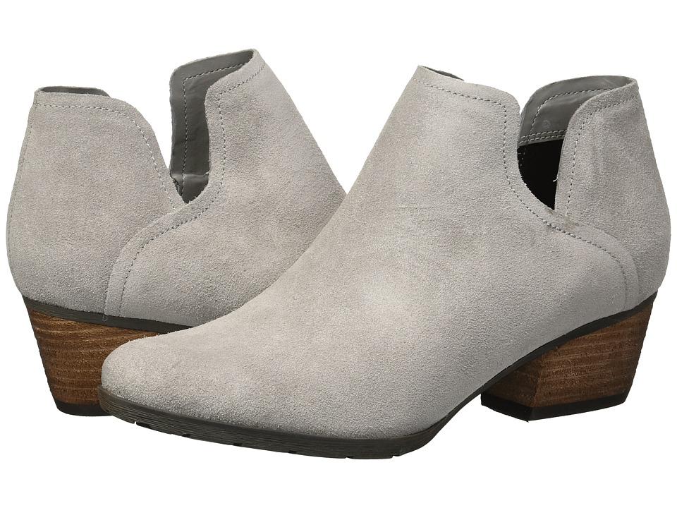 Blondo Victoria Waterproof (Light Grey Suede) Women's Shoes