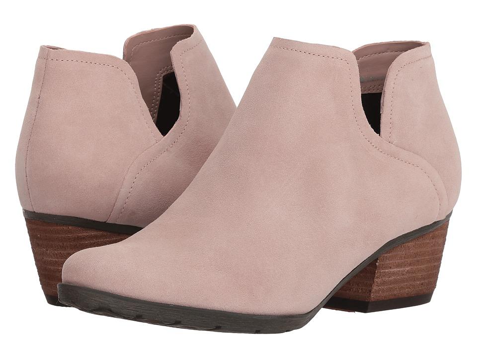 Blondo Victoria Waterproof (Light Pink Suede) Women's Shoes