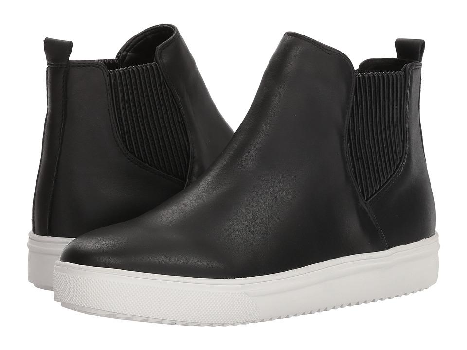 Blondo Gennie Waterproof (Black Leather) Women's Shoes