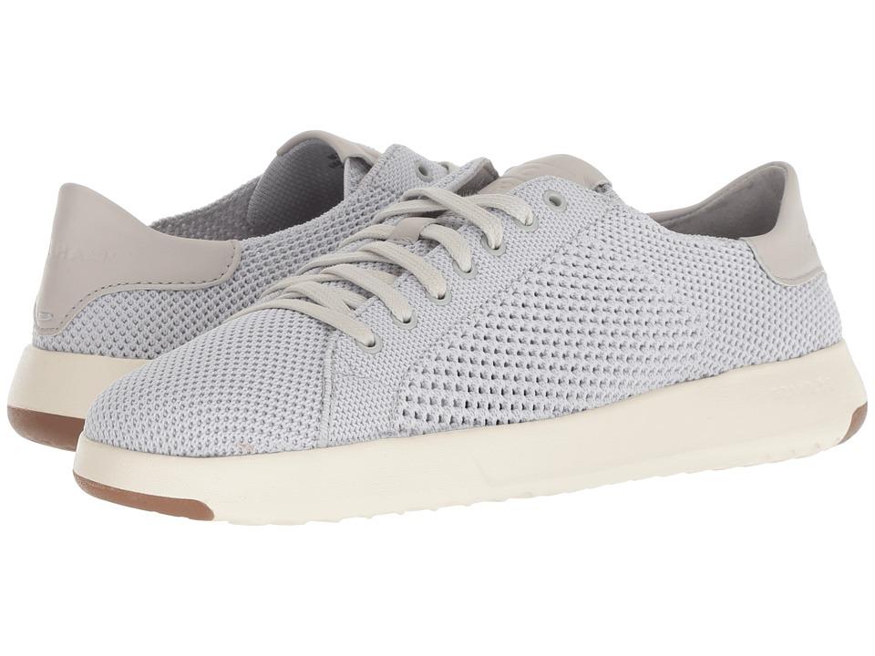 Cole Haan Grandpro Tennis Stitchlite Sneaker (Vapor Gray/Optic White) Men